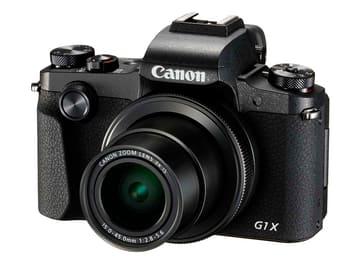 キヤノンコンパクトカメラ初のAPS-Cセンサー搭載機「PowerShot G1 X Mark III」 PowerShot G1 X Mark III