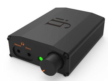 iFi、DAC内蔵ポータブルヘッドフォン「nano iDSD Black Label」は11月3日発売 nano iDSD Black Label(BL)