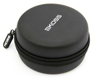 KOSS、PORTAPRO専用のヘッドフォンケース。実売1,500円 KOSS PORTAPRO HARD CASE