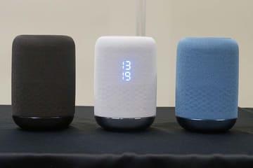 ソニーのスマートスピーカーはジェスチャ操作&高音質。2.5万円の「LF-S50G」 3色のカラーバリエーションを用意