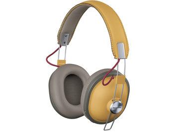パナソニック、スタイリッシュな「HTX」ヘッドフォンのBluetooth版「HTX80B」 Bluetoothモデル「RP-HTX80B」のキャメルベージ