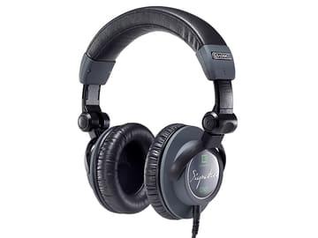 ULTRASONE、キレのある低音でタフなモニターヘッドフォン「Signature DXP」 Signature DXP