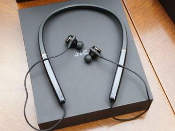 JVC、迫力の低音とK2技術を使い分けられるBluetoothイヤフォン「HA-FX99XBT」 Bluetoothイヤフォン「HA-FX99XBT」