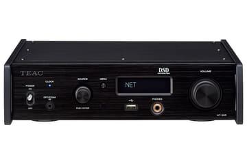 ティアック、Roon対応予定のAK4497搭載ネットワークプレーヤー「NT-505」 NT-505(ブラック)