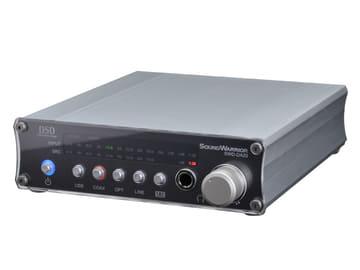 Sound WarriorのDAC「SWD-DA20」がUSB伝送のBulk Pet対応で音質改善 USB DAC搭載ヘッドフォンアンプ「SWD-DA20」