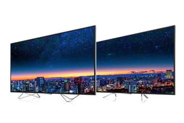 FUNAIの全録4K/HDRテレビ「6000」シリーズなどに65型追加 FL-65UA6000(左)とFL-65UD4100(右)
