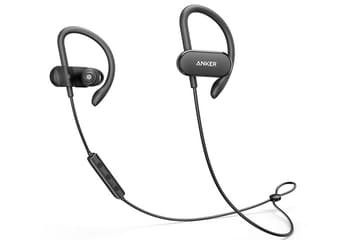 Anker、3,299円のaptX対応Bluetoothイヤフォン。12.5時間再生/IPX5防水 Anker SoundBuds Curve