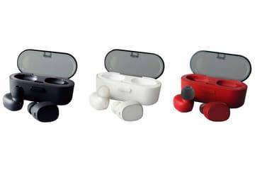 ドン・キホーテ、5,980円の左右分離ワイヤレスイヤフォン 完全ワイヤレスイヤホン-充電式専用ケース付属(DZBES-100-D)