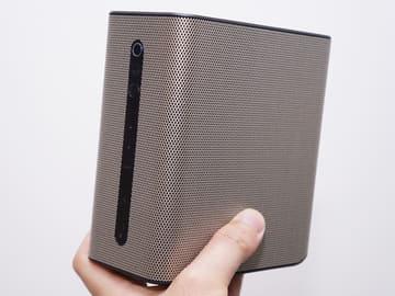プロジェクタ「Xperia Touch」、離れた場所からジェスチャー操作対応。ALAC再生も Xperia Touch