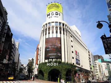 """渋谷でソニーの首かけ端末「N」や""""未来の食卓""""を体験。義足レースも 「Sony Square Shibuya Project」が入っている渋谷モディ"""