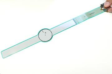 ソニーの電子ペーパーFES Watch購入で、オリジナル時計を作れるDIYキット提供 プレゼントの「電子ペーパーDIYキット」