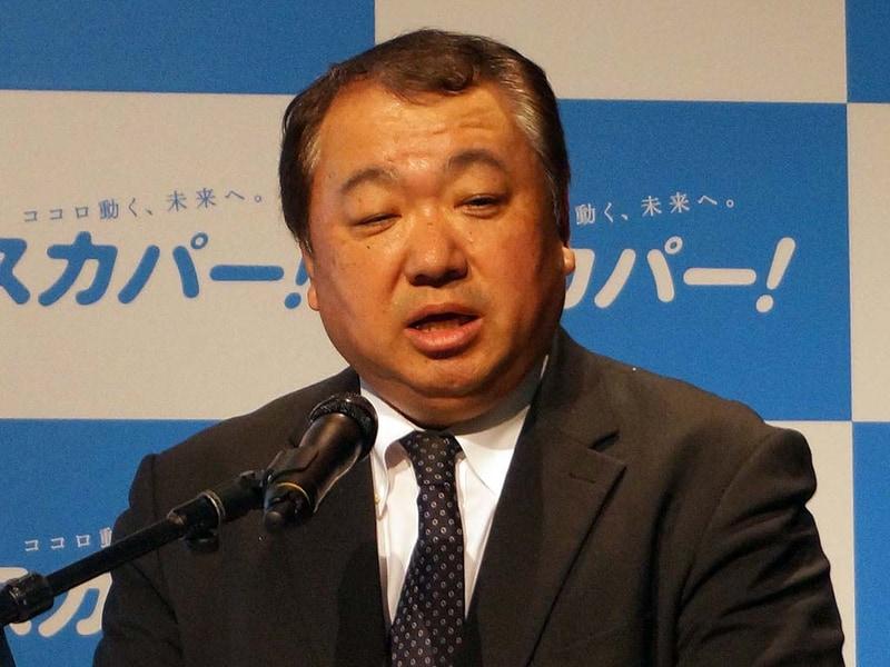 メディア事業部門 プラットフォーム事業本部長の古屋氏