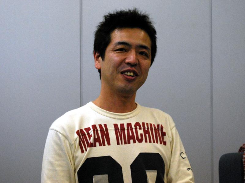 レコーディングエンジニアの阿部哲也氏