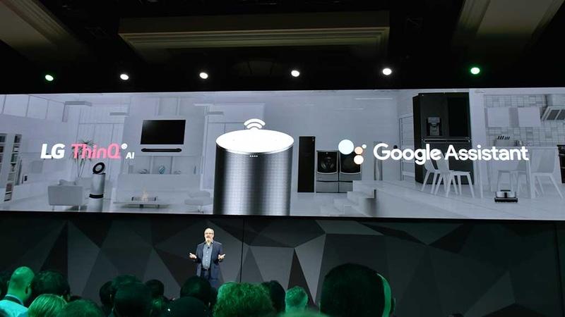 Googleアシスタントもその一例として挙げられた