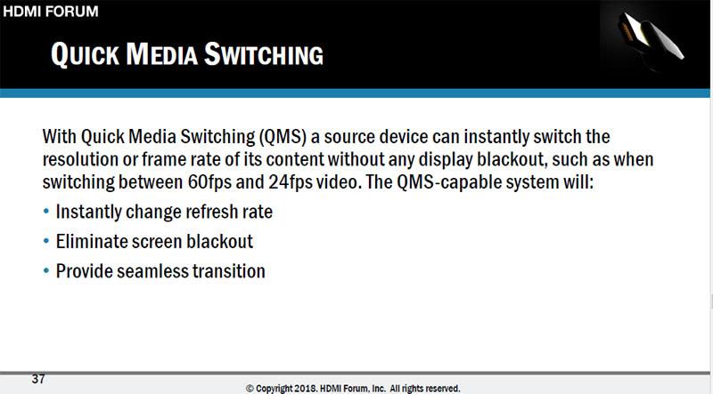 突然のブラックアウトを解消するQMS