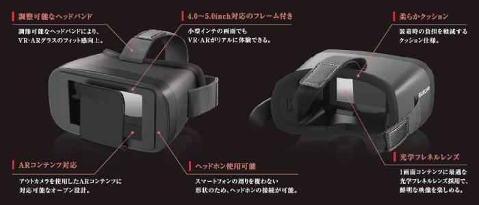 P-VR1G01の構造