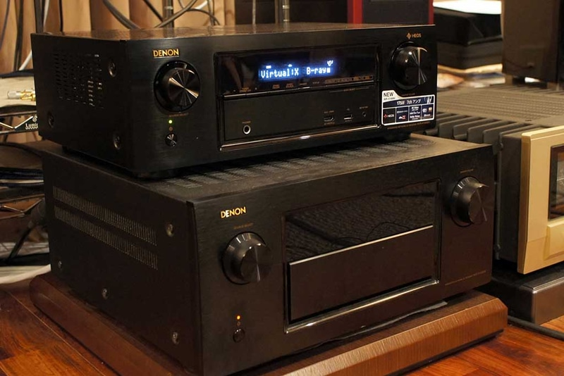 AVR-X1400H(上)