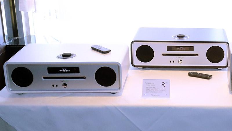CD一体型2.1chシステム「R4 mk3」