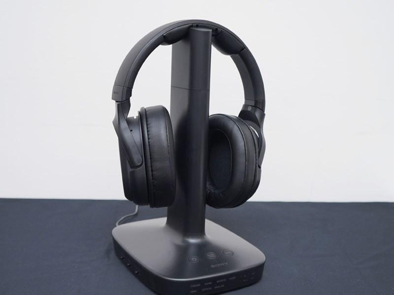 デジタルワイヤレスヘッドフォン「WH-L600」