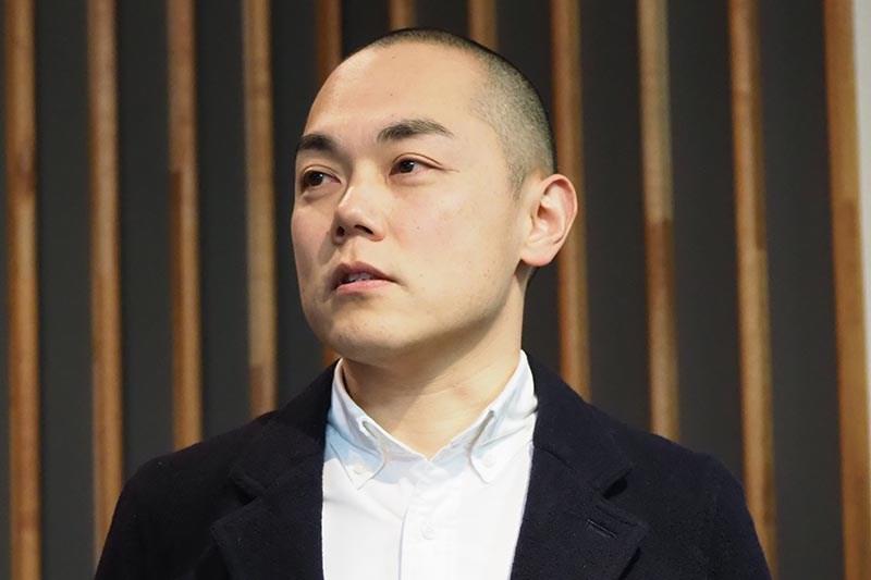 OTOTOY代表であり、コンソーシアムのソフトウェア担当を務めている竹中直純氏