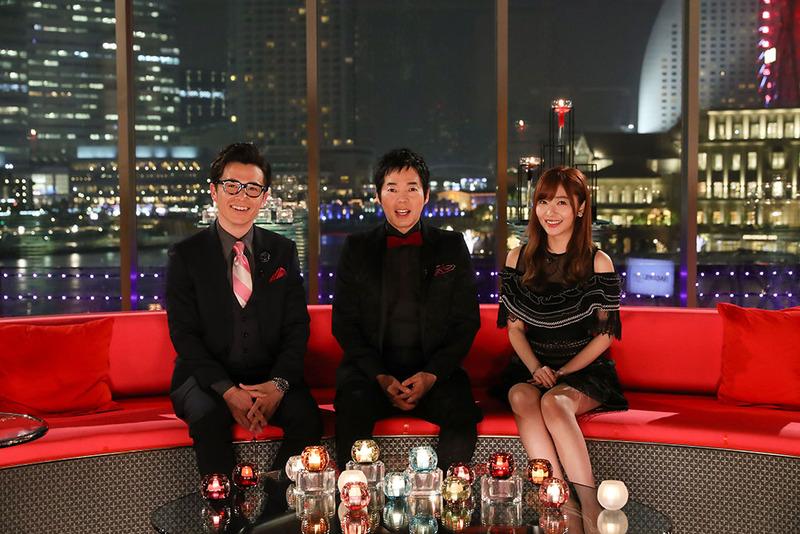 左から藤森慎吾、今田耕司、指原莉乃