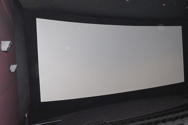 スクリーン1のTCX