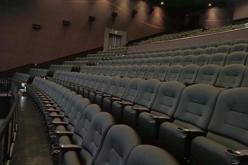 座席の配置