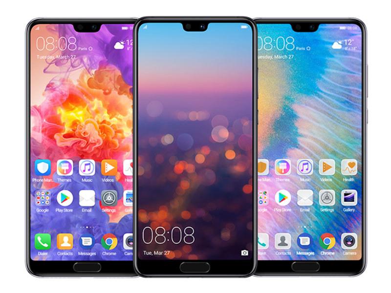 Huawei「P20 Pro」