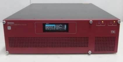 8K IP伝送装置の送信機