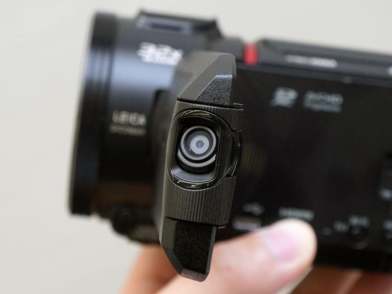 HC-WXF1Mのサブカメラ