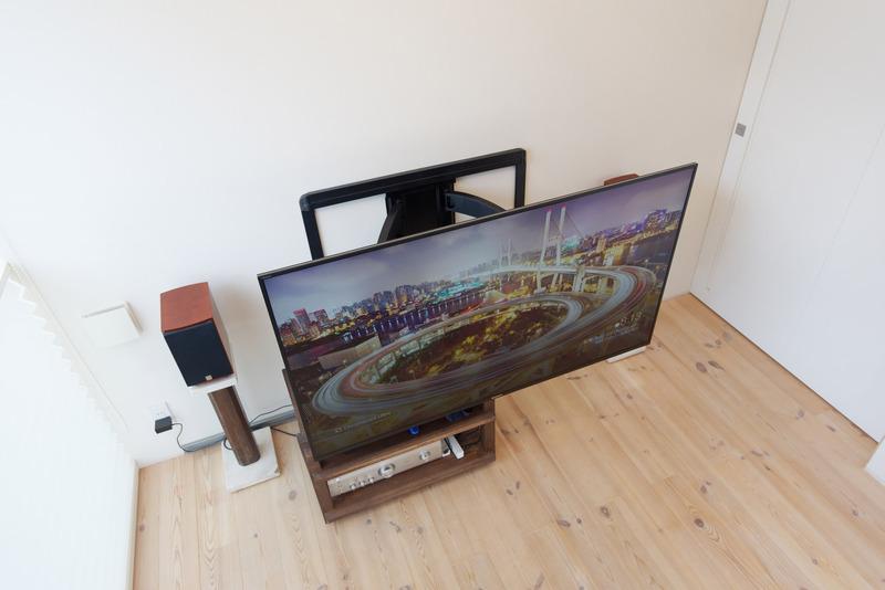 壁掛けテレビを実現するには、まず何を考えるべきか