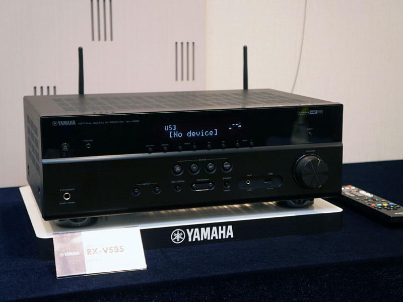 「RX-V585」