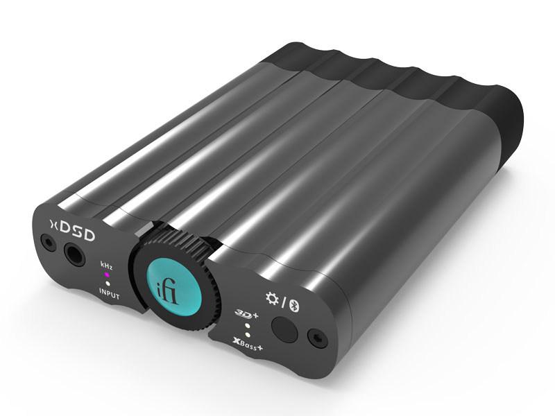 DAC内蔵ポータブルヘッドフォンアンプ「xDSD」