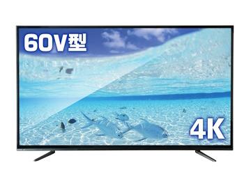 60型 HDR対応 ULTRAHD TV 4K液晶テレビ「LE-6001TS4KH」