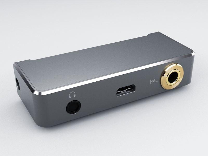 4.4mmのバランス出力搭載アンプモジュール「AM3B」