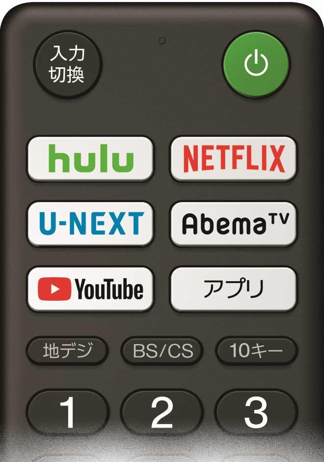インターネット動画ボタン