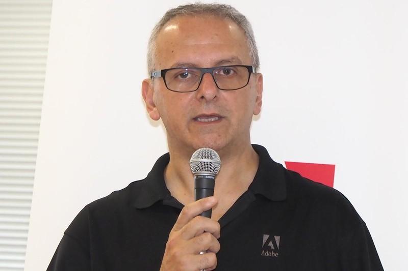 アドビシステムズ イマーシブ担当ディレクター Chris Bobotis氏