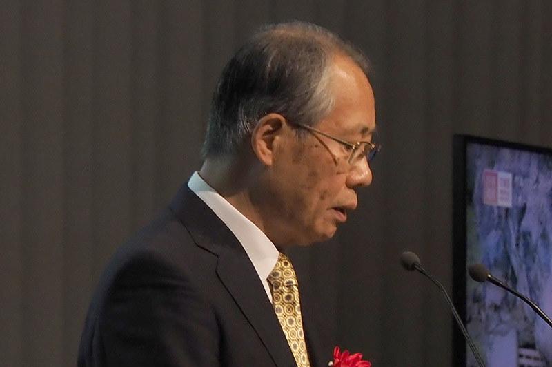 NHKの上田良一会長