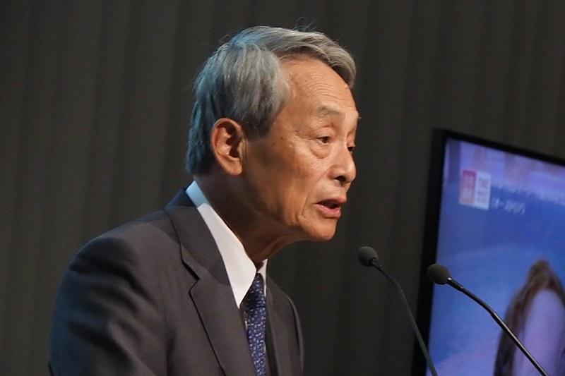民放連の井上弘会長