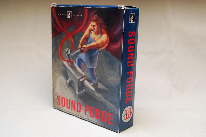 懐かしのSound Forge バージョン3.0