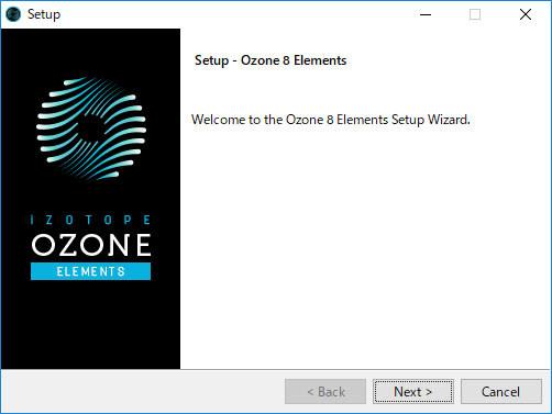 Ozone 8 Elementsもバンドル