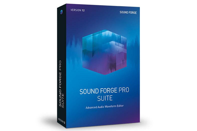 Sound Forge Pro 12 SUITE