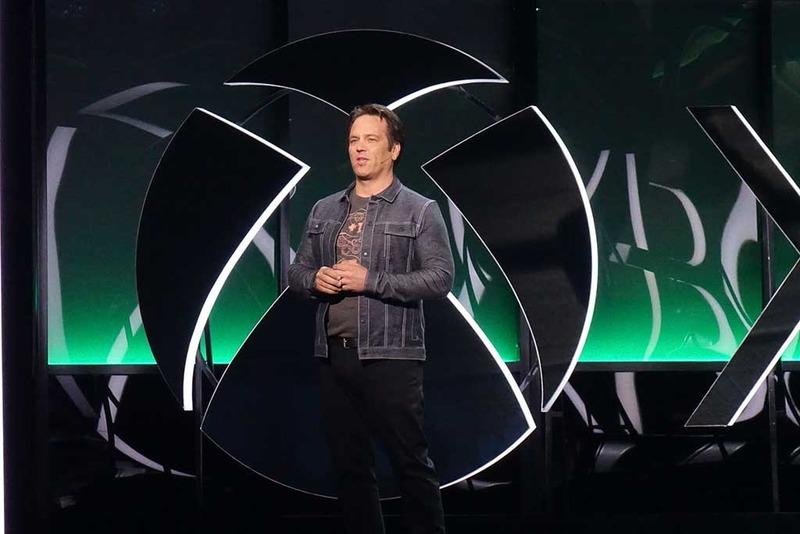 米マイクロソフト・Head of Xboxのフィル・スペンサー氏