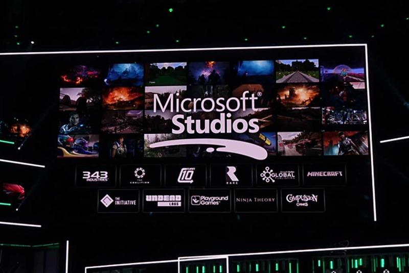4つのゲームデベロッパーを買収し、いわゆるファーストパーティーである「Microsoft Studio」を強化。各社は独自にビジネスを展開できるが、やはりXbox向けのゲームが主軸になるだろう