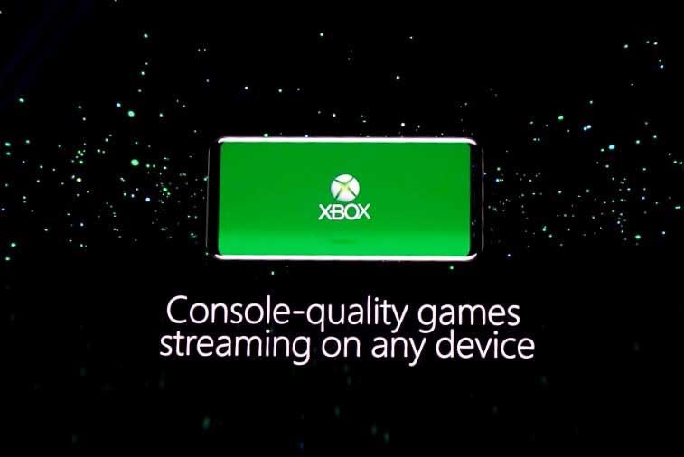 ストリーミング・ゲームサービスを開発中であることを公表。「どのデバイスでも、コンソールクオリティのゲームを体験できる」という