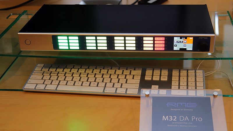 M-32 DA Pro