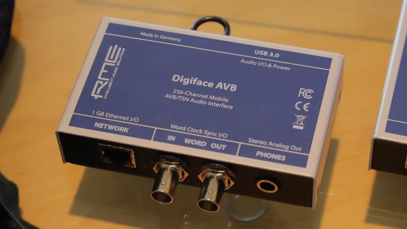 Digiface AVB