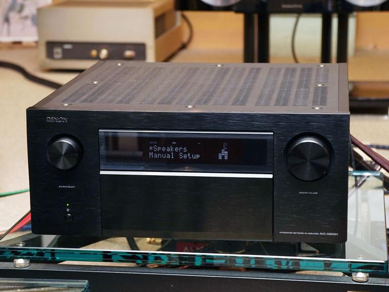 デノンAVC-X8500H