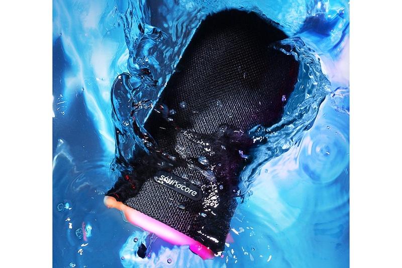 IPX7防水仕様