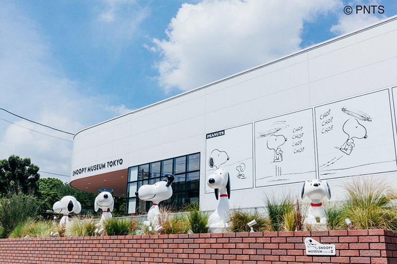 9月24日に閉館を迎える東京・六本木の「スヌーピーミュージアム」